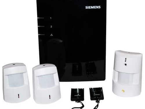 Installer une alarme sans fil à domicile